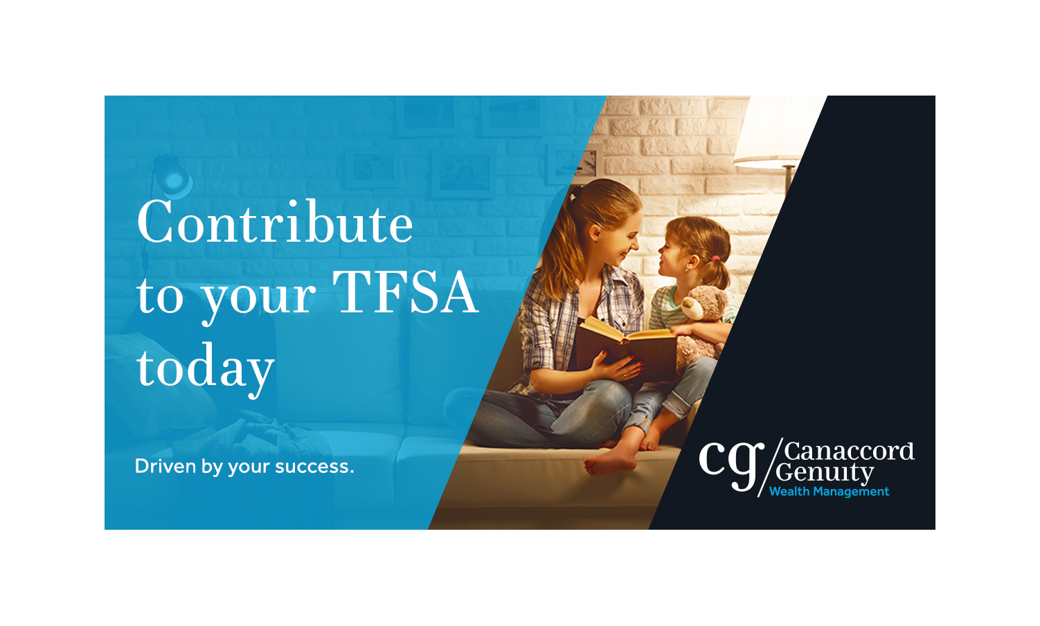 Contribute to your TFSA today